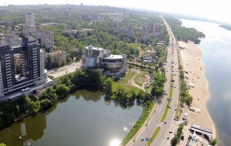 Запорожье - Крым